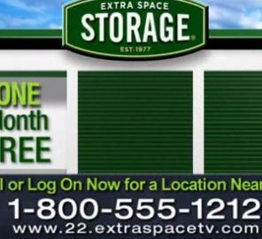 Extraspace Storage TV Spot