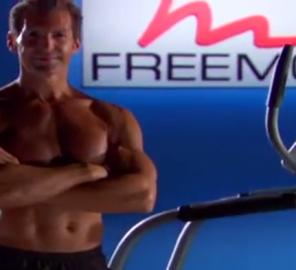 Freemotion TV Spot