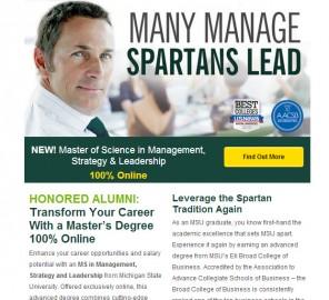 Michigan State University Email