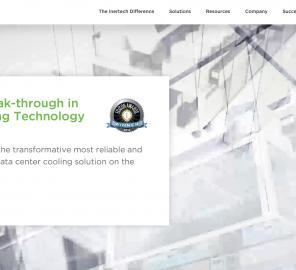 Inertech Website