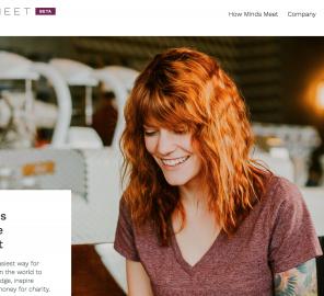MindMeet Website